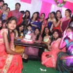 Students have a blast at the fresher's party at SRIN in Shahdol